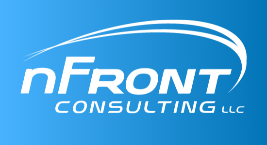 nFront Consulting - Logo